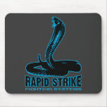 Cobra - huelga rápida alfombrillas de raton
