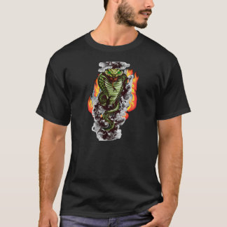Cobra in Flames T-Shirt