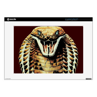 Cobra Laptop Decal
