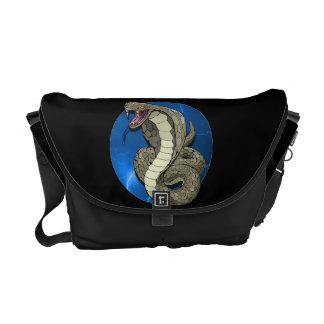 Cobra Lightning Rickshaw Messenger Bag