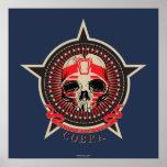 Cobra - llevada para gobernar, destinado conquista póster