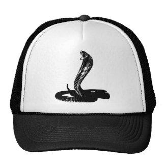 Cobra - negro gorras