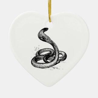 Cobra Christmas Ornament