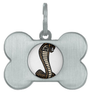 Cobra Pet ID Tag