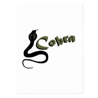 Cobra Postales