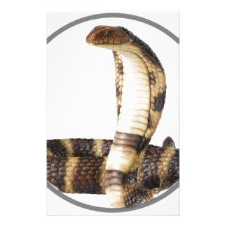 """""""Cobra real 2"""" Papelería Personalizada"""