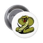 Cobra real blanca pin