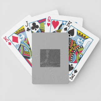 COBRA SILVER SCREEN EMBSSD. BICYCLE PLAYING CARDS