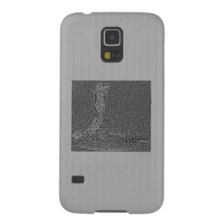 COBRA SILVER SCREEN EMBSSD. CASE FOR GALAXY S5