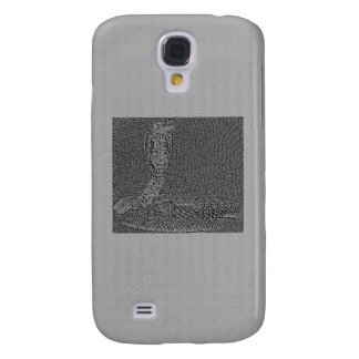 COBRA SILVER SCREEN EMBSSD. GALAXY S4 COVER