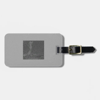 COBRA SILVER SCREEN EMBSSD. LUGGAGE TAG