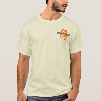 Cobra Skull Creepy Snake Illustration T-Shirt