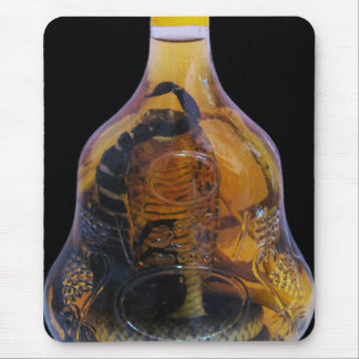 Cobra Snake Vs Scorpion Whiskey ... Yadong Lao Mouse Pad