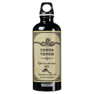 Cobra Venom Vintage Label Liberty Bottle SIGG Traveler 0.6L Water Bottle
