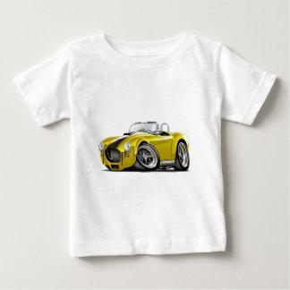 Cobra Yellow-Black Car Baby T-Shirt