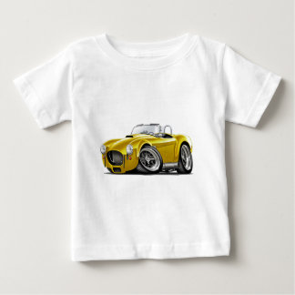Cobra Yellow Car Baby T-Shirt
