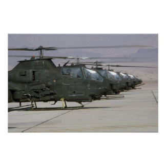Cobras AH-1 Poster