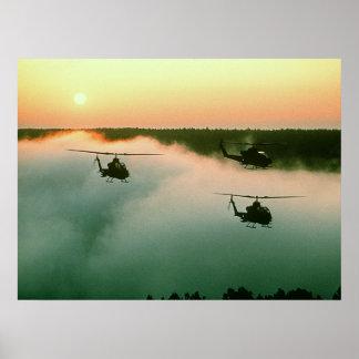 Cobras AH-1 Impresiones