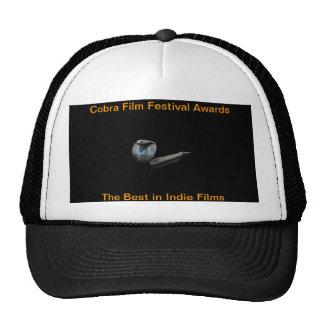 CobraSnake-001, Cobra Film Festival Awards, Cob... Trucker Hat
