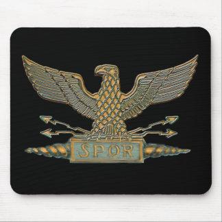 Cobre de Eagle de la legión Alfombrilla De Raton