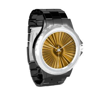 ¡Cobre/explosión metálica anaranjada! Reloj