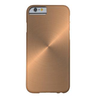 Cobre Funda De iPhone 6 Slim