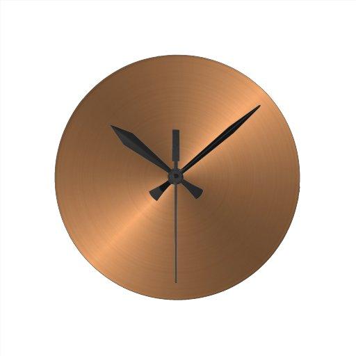 Cobre Relojes