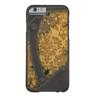 Cobre y oro de Steampunk Funda De iPhone 6 Barely There