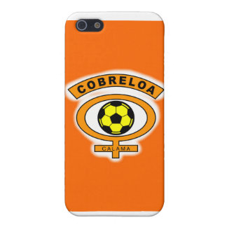 Cobreloa iPhone SE/5/5s Cover