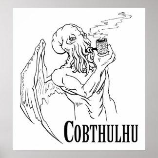 Cobthulhu Poster
