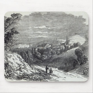 Coburg, from 'The Illustrated London News' Mouse Pad