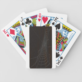 Cobweb Bicycle Playing Cards