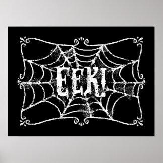 Cobweb EEK Poster