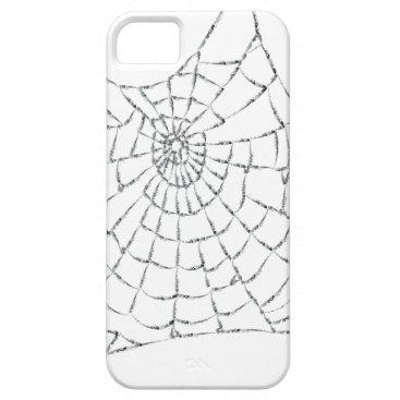 Halloween Themed Cobweb iPhone SE/5/5s Case