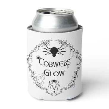 Cobwebs Glow Can Cooler