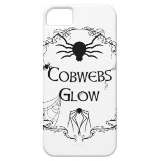 Cobwebs Glow iPhone SE/5/5s Case