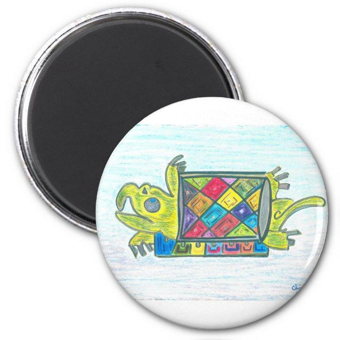 Coc 2 Inch Round Magnet