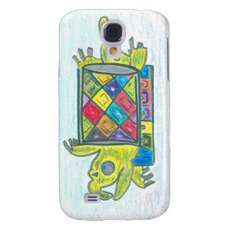 Coc Galaxy S4 Cover