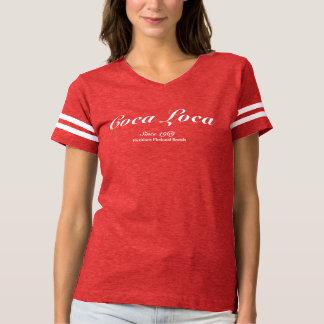Coca Loca T-shirt for Women