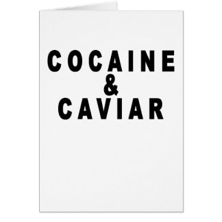cocaine and caviar tees.png card