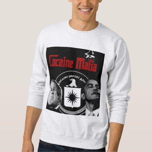 CocaineMafia Pull Over Sweatshirt
