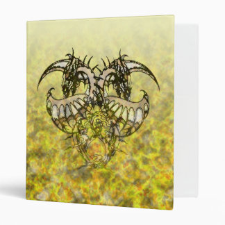 Cocao Ice Dragonheart 3 Ring Binder