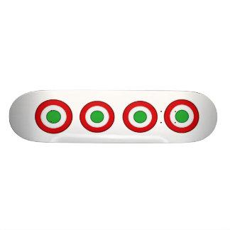 Coccarda Coppa Italia, Italia Patin Personalizado