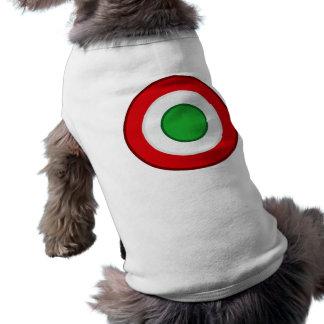 Coccarda Coppa Italia, Italia Ropa De Mascota