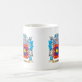 Cocci Coat of Arms - Family Crest Classic White Coffee Mug