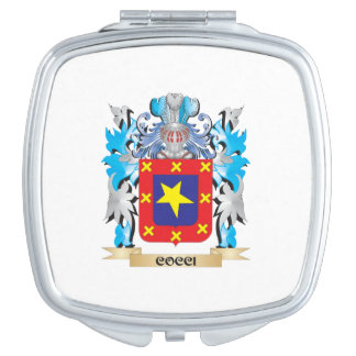 Cocci Coat of Arms - Family Crest Vanity Mirrors