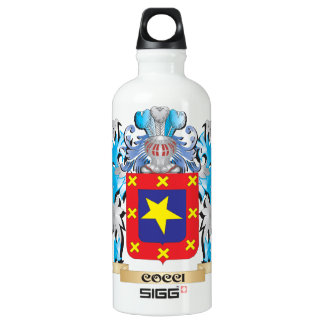 Cocci Coat of Arms - Family Crest SIGG Traveler 0.6L Water Bottle