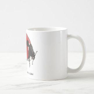 Coccinella_septempunctata Coffee Mug