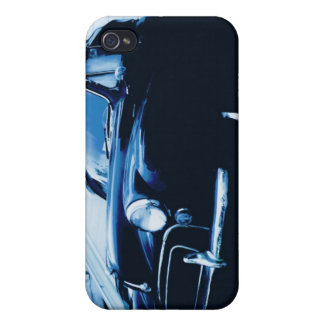coccirain Blues iPhone 4 Cover