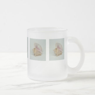 COCH SHELL mug (frosted glass)
